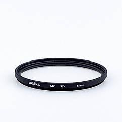 Світлофільтр Green.L UV 58mm