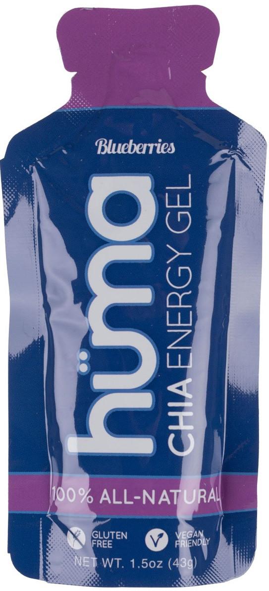 Гель энергетический HUMA - Chia Energy Gel (43 грамма) черника