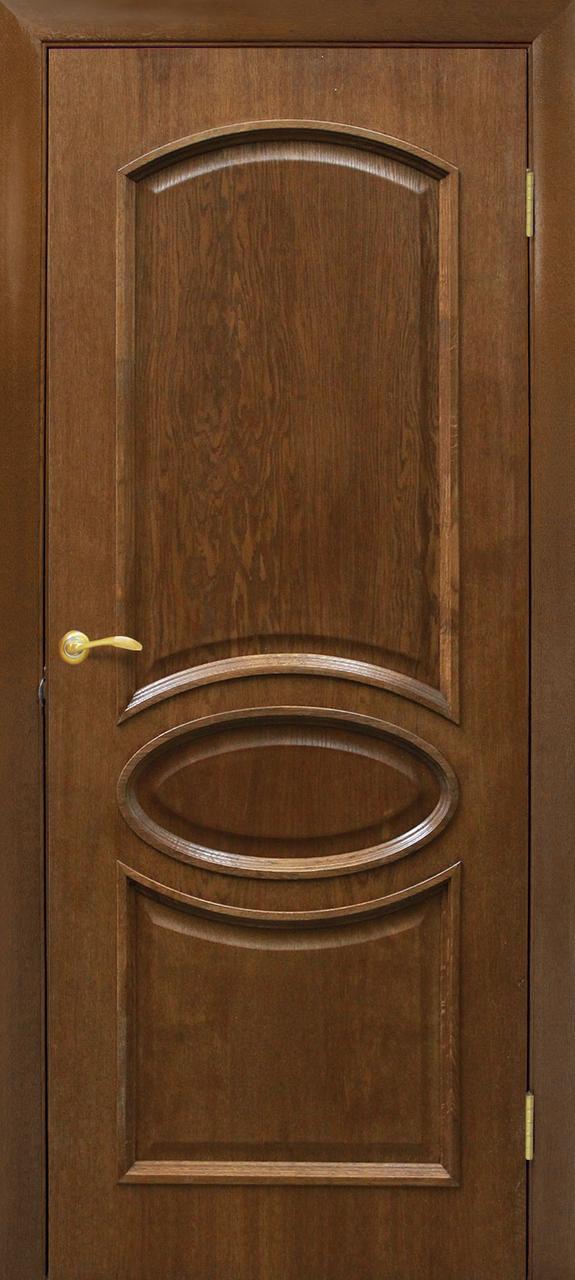Дверь межкомнатная Омис Лаура ПГ орех