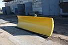 Отвал снегоуборочный на Т-150, ХТЗ (отвал для снега) Dellif Snow 2500-5, фото 2