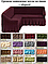 Натяжной турецкий чехол-жатка на угловой диван универсальный, накидка на угловой диван с оборкой Разные цвета, фото 3