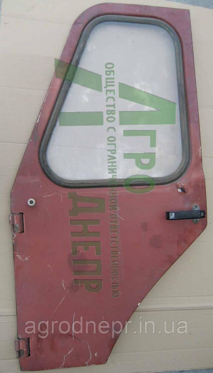 Дверь левая трактора ЮМЗ (малая кабина) 40-6708010 СБ