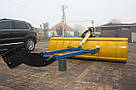 Лопата ( отвал) снегоуборочная к тракторам  МТЗ, ЮМЗ,Т-40, фото 5