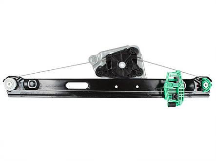 Механизм стеклоподъемника электрический BMW 3 E90 / E91 04-08 51357140589, фото 2