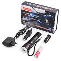 Аккумуляторный Фонарик Police BL-168-XPE Диод Cree Q5