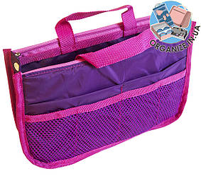 Органайзер для сумки ORGANIZE украинский аналог Bag in Bag (фиолетовый)