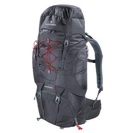 Рюкзак туристический Ferrino Narrows 50 Dark Grey, фото 2