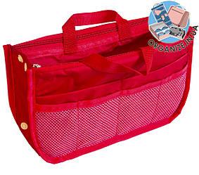 Органайзер в сумку ORGANIZE украинский аналог Bag in Bag (красный)