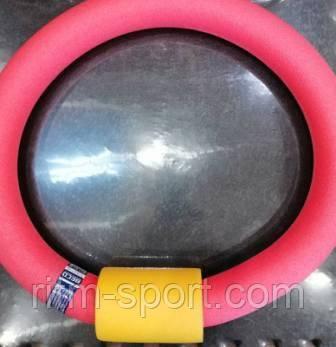 З'єднувач для аквапалок дозволяє замкнути аквапальку в коло, кілька таких з'єднувачів дозволяють з'єднувати між собою дві і більше аквапалки