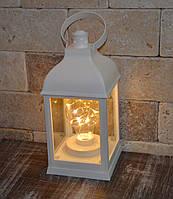 Декоративный лед светильник с лампочкой