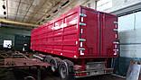 Изготовление кузовов, борта кузовов зерновоза, полуприцеп, прицеп., фото 2