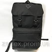 Рюкзак Zanex 20 литров туристический городской черный 50 x 28, фото 3