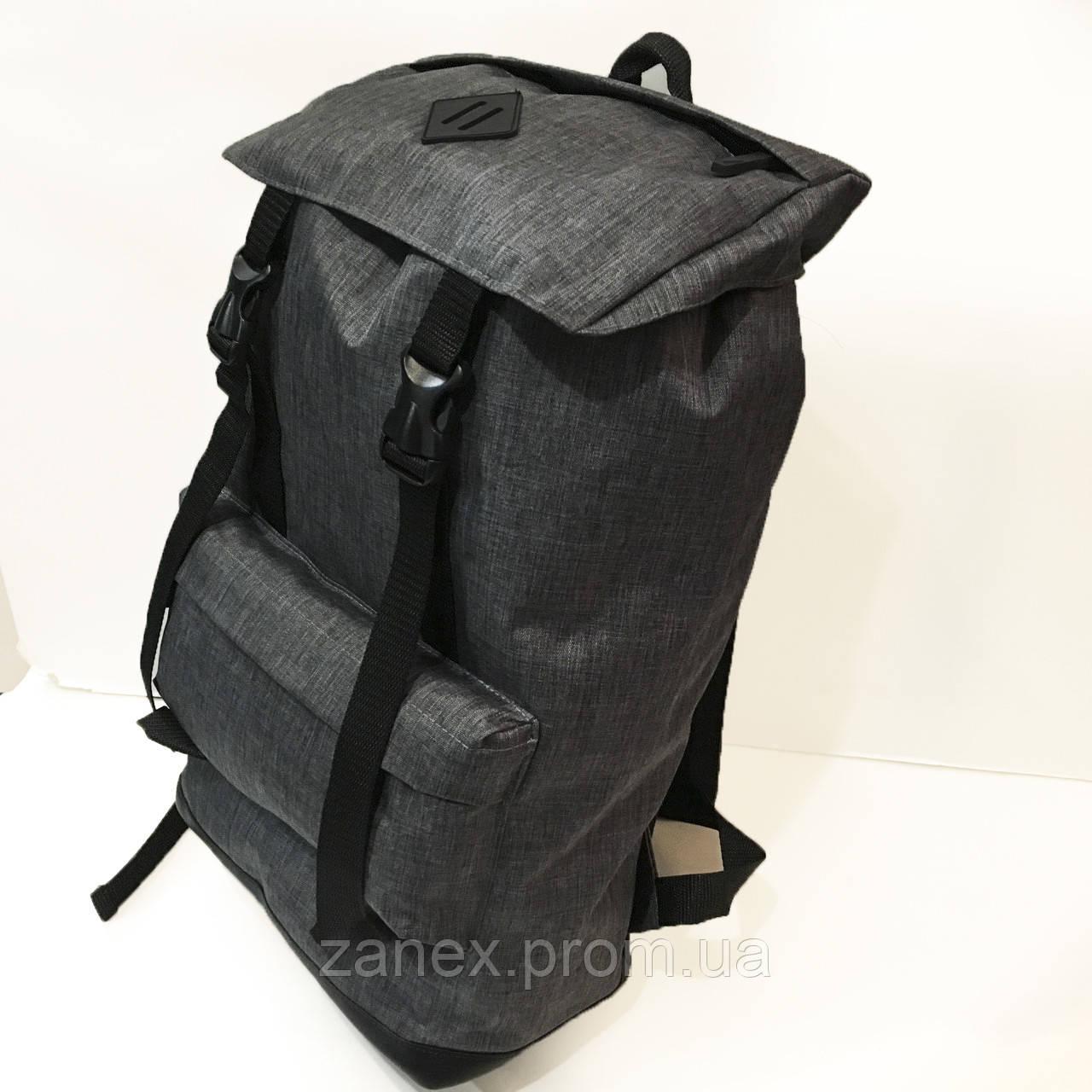 Рюкзак Zanex 20 литров туристический городской серый 50 x 28