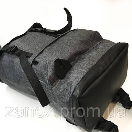 Рюкзак Zanex 20 литров туристический городской серый 50 x 28, фото 2