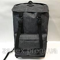 Рюкзак Zanex 20 литров туристический городской серый 50 x 28, фото 3