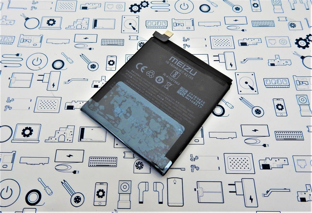 Батарея аккумуляторная Meizu 15 Lite M781H BA871 Сервисный оригинал с разборки (до 10% износа)