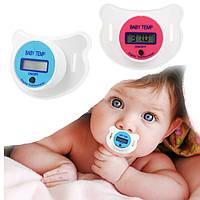 Цифровой термометр в виде соски (пустышка) Baby Temp для детей #S/O