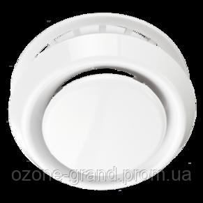 Диффузор потолочный круглый пластиковый А 150 ВРФ АБС