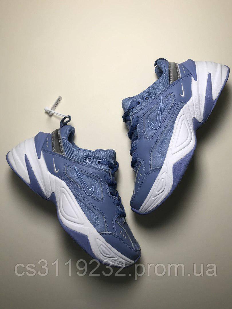 Женские кроссовки  Nike M2K Tekno (синий)