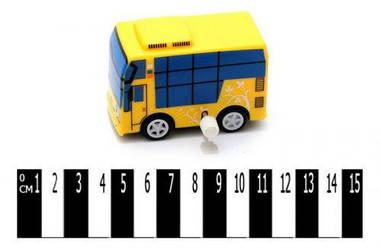 """Автобус """"Приключения Тайо"""""""