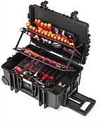 Набор инструмента для электриков XXL II смешанная комплектация 115 штук Wiha 42069