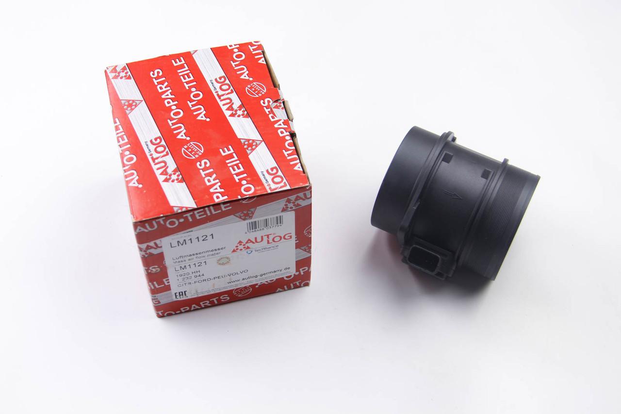 Расходомер воздуха Ford Focus  II (4 контакта) 2.0D/2.2D 2002-