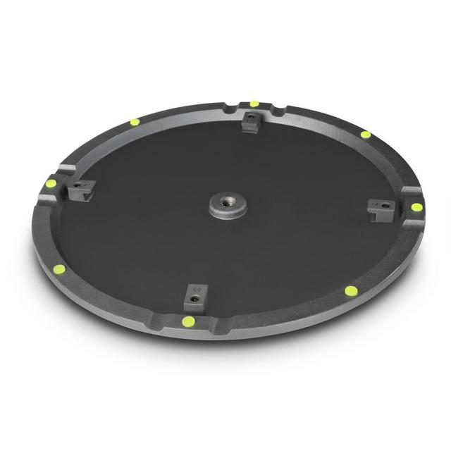 Набор: круглая база резьбой M20 и утяжеляющая пластина Gravity WB123SET1B