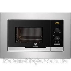 Встраиваемая микроволновая печь Electrolux EMM 17007 OX