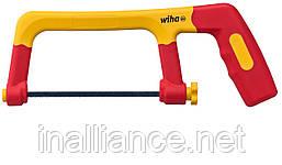 Ножовка изолированная диэлектрическая для электриков VDE Wiha 43125