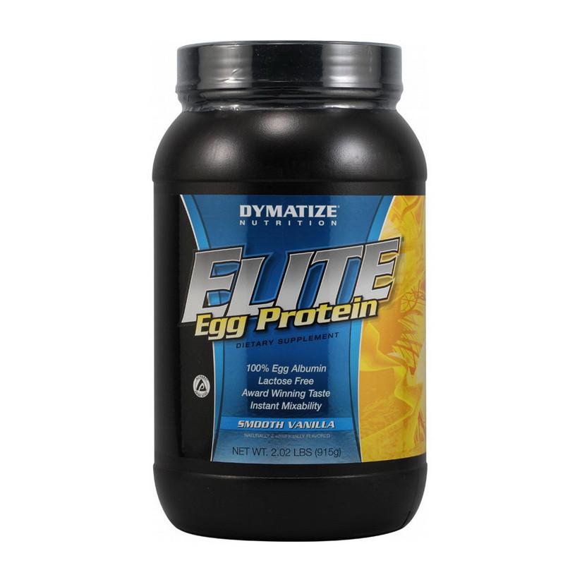 Протеин Elite Egg Protein (910 g) Dymatize