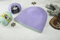 Как связать двухстороннюю шапку Бини из Норки?