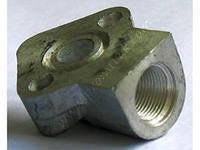Фланец НШ-10 (внутр.резьба) (М20*1,5), фото 1