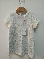 Стильное детское платье от итальянского бренда OVS.