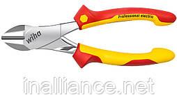 Бокорезы усиленные 180 мм с открывающей пружиной DynamicJoint® Professional electric Wiha 41274