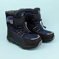 Термообувь зимние ботинки на мальчика тм Том.м размер 34,35,36,37