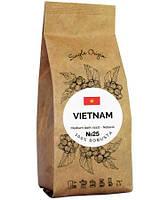 Кофе Vietnam, 100% Робуста, 1кг