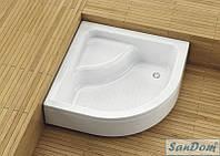 Поддон Aquaform PLUS 550 с сидением (80*80)