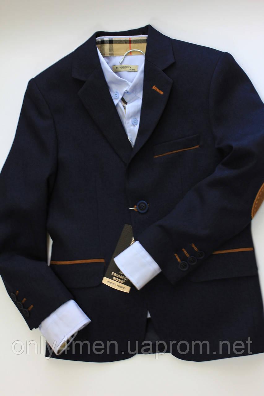 Пиджак для подростка мальчика(шерсть).Турция