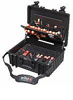 Набор инструмента для электриков XL смешанная комплектация 80 штук, Wiha 40523