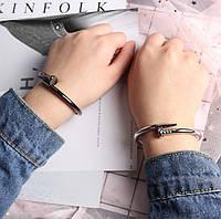 Модный браслет на руку Гвоздь, фото 1