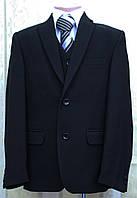 Школьная форма. Пиджак школьный для мальчика (1014).
