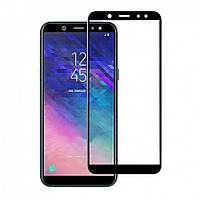 Защитное стекло Samsung A9 2018 5D FullGlue