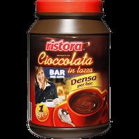 Горячий шоколад Ristora Cioccolato 1кг, банка