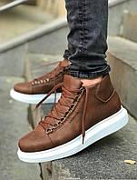 Чоловічі кросівки Chekich CH258 Brown, фото 1