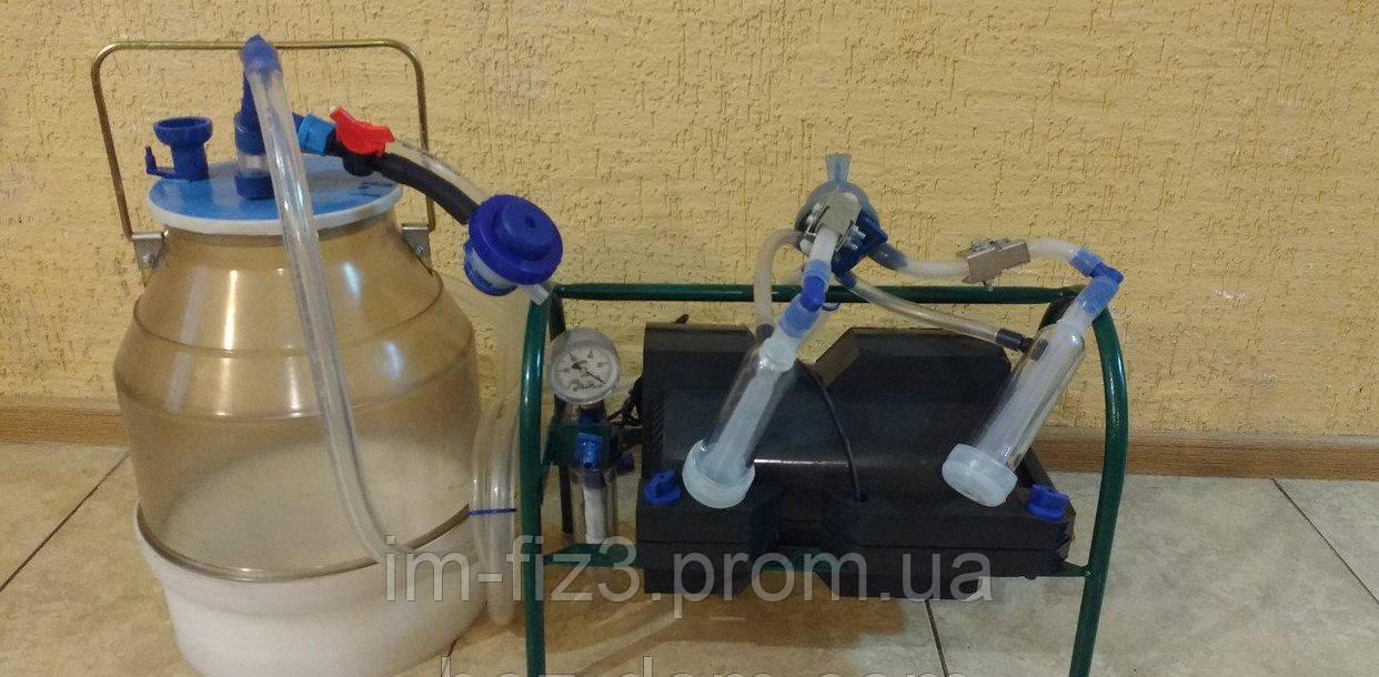 Доильный аппарат Импульс ПБК-4 для коров