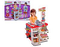 Детский игровой набор Супермаркет 668-02 касса с продуктами