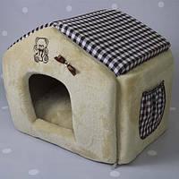 """Maralis домик для животных """"Мишка в клетку"""""""