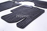 Оригинальные коврики Kia Sportage с 2010 по 2015 HAVOC резиновые в салон полный комплект