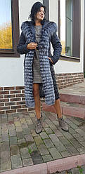 Женское зимнее  пальто 44