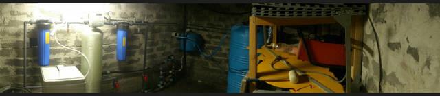 Монтаж системы водоочистки FK1054CG, с.Большая Мотовиловка 75